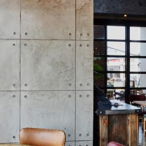 Doppio Zero Blue Hills - Offshutter CemPlaster Pavilion Grey (8)